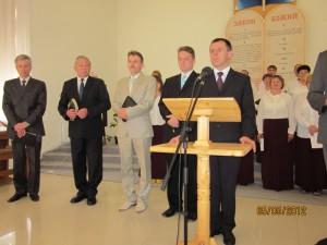 Пасторы церкви