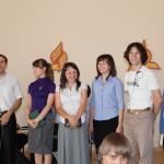 Команда Криворожского района