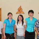Сборная команда для украинской викторины