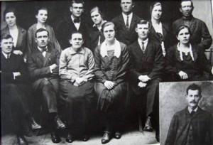 Семья Андрея Ганна