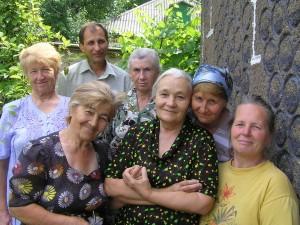 Жители Подгороднего