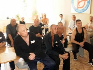 группа заключенных