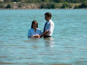 Крещение Валентины