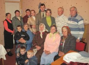С гостями из Николаевской области