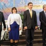 Владимир Величук, Наталья Антонова, Владислав Матюхин, Лев Вертыло