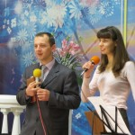 Федор Федоровский и Анна Остапенко