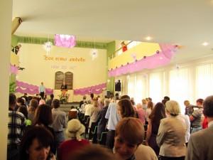 Юбилей общины 2012 год