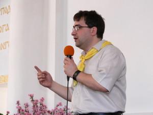 Проповедует Владимир Рощин