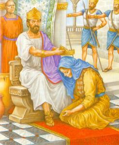 Есфирь - царица