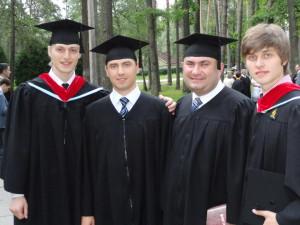 Артем и Дмитрий Козыри, Андрей Мовчан и Александр Тюпин
