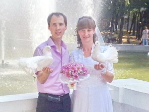Евгений и Татьяна Дорогановы