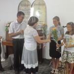 Поздравления и цветы