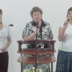 Пение для именинников и во славу Божию