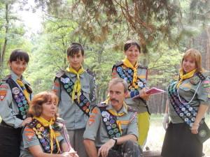 Руководство лагеря