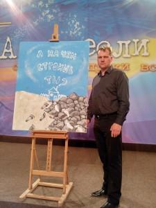 В храме во время евангельской программы