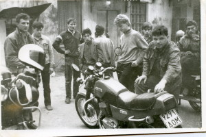 Вячеслав и мотоциклы