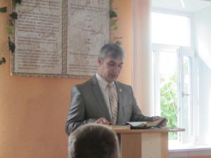 Пастор Петр Кривой