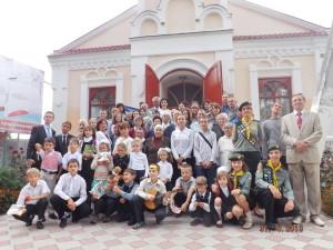 Церковь Каменки Днепровской