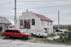 Здание церкви в 2013 году