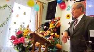 Пастор Степан Степанович Дрозд