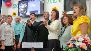 Юбилей в Богодухове
