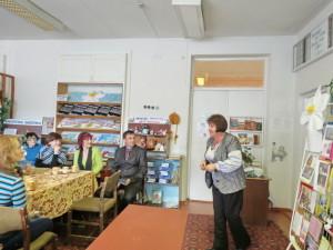 Встреча библиотечеых работников