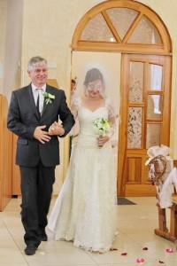 Торжественный вход невесты