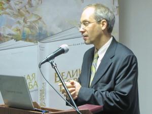 Пастор Евгений Ващинин