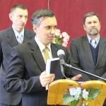 О служении Валерия Водопьянова вспоминают пресвитеры