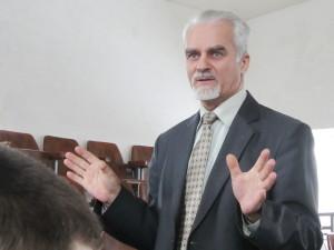 Пастор Юрий Кузьменко