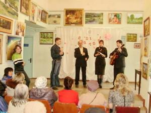 Адвентистский концерт для женщин УТОГа