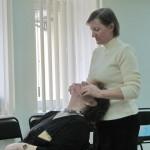 Обучение методикм массажа