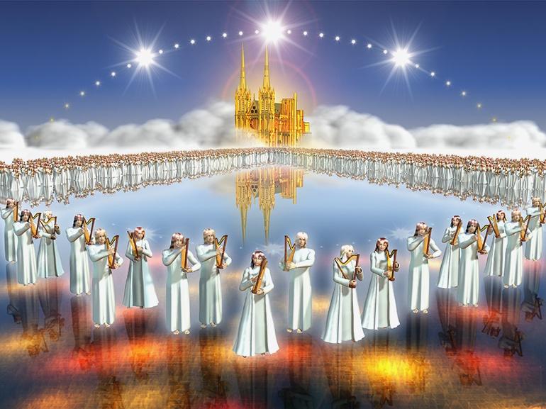 небесный хор