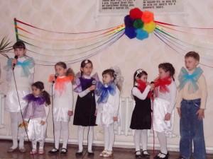 Детское выступление