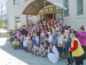 Восьмая Днепропетровская община