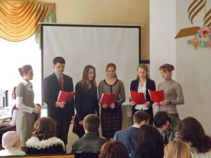 Служение в Каменке-Днепровской