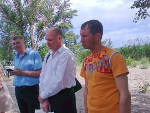 В ожидании крещения
