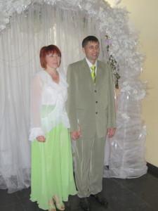 Виктор и Алина