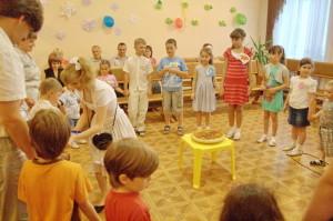 Детская программа в Мелитополе