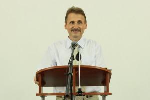 Приветствие от конференции - пастор Анатолий Господарец