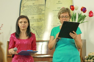 Юбилейное служение в Павлограде