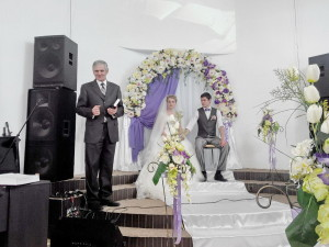 Свадьба Калашниковых