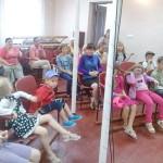 Общее собрание в начале программы