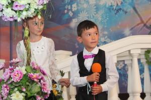 Дети - участники праздника