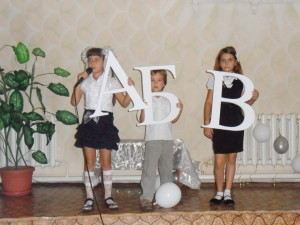 Служение для детей в Мелитополе