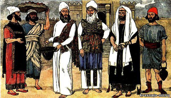 когда появились евреи на земле