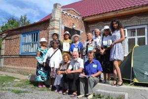 Литературные евангелисты в первой Бердянской церкви