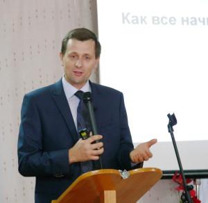 Евгений Ткачишин рассказывает о проекте