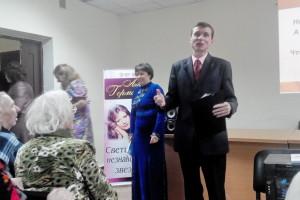 Пастор Денис Антонов
