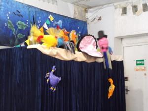 Кукольный спекатакль г. Днепродзержинск